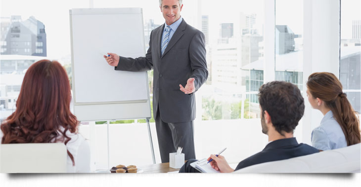Beratungsleistungen die auf Vertrauen basieren - Ihr Erfolg!